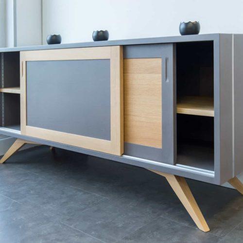Meubles Lebreton : Meuble moderne style scandinave
