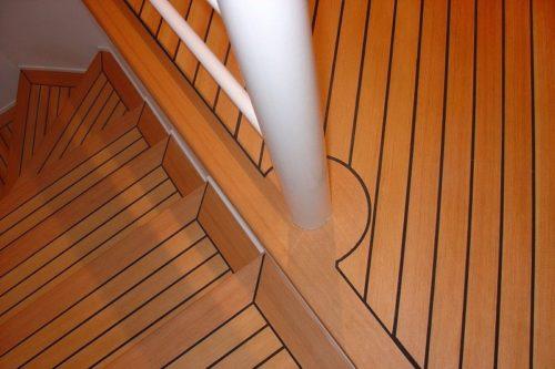 Ebénisterie d'art Patrick Avrilla : Escalier