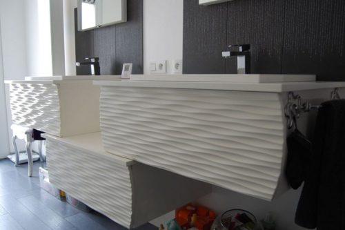 Atelier de l'Ébène : Salle de bain