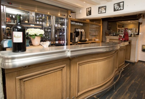 Ateliers JOVIS : restaurant «Chez Bruno»