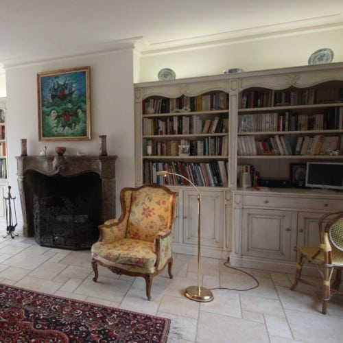Atelier de l'Ébène : Bibliothèque traditionnelle
