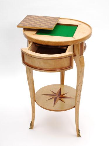 Frédéric Blatière : Table à jeux