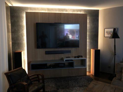 Meubles Lebreton : Agencement TV Design
